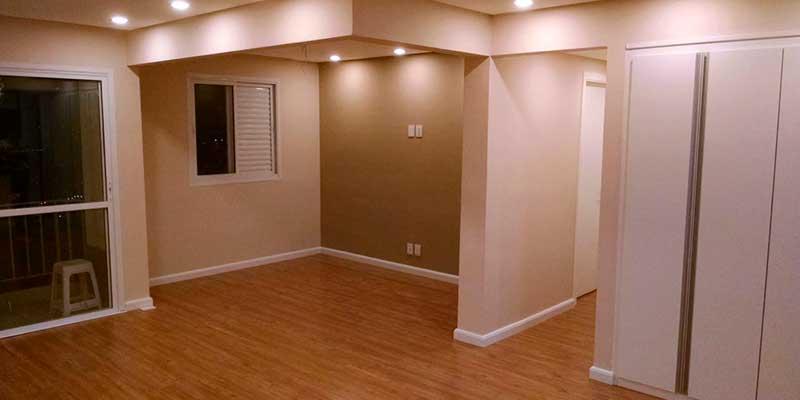 Reforma de apartamento 90m²