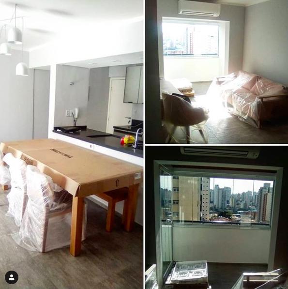 Reforma de Apartamento 83m²
